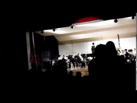 Bradford Middle School EOY Concert (2015) - Concert Band