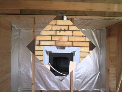 Видео строительства бани из бруса 6х6 под ключ