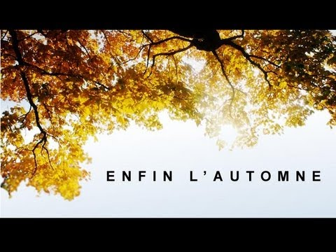 Enfin l'Automne (Fall, Finally)