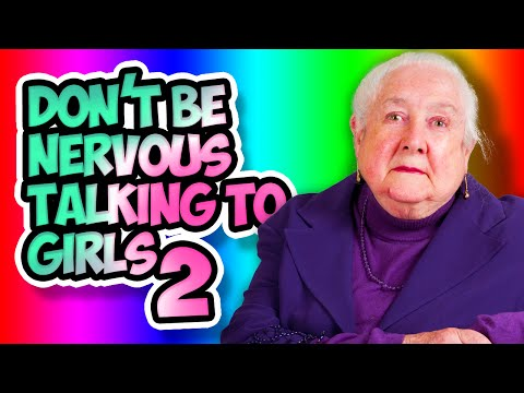 DON'T BE NERVOUS TALKING TO GIRLS #002 - How to be a Vollspacko