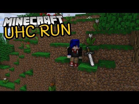 [LIVE] Minecraft UHC Run คนเดียวนะคร้าบบบผม