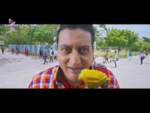 Prudhvi Raj Staring at Aunty   Meelo Evaru Koteeswarudu Movie Scenes   Naveen Chandra   Saloni