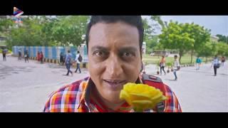 Prudhvi Raj Staring at Aunty | Meelo Evaru Koteeswarudu Movie Scenes | Naveen Chandra | Saloni