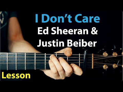 ed-sheeran-&-justin-beiber-|-i-don't-care:-acoustic-guitar-lesson