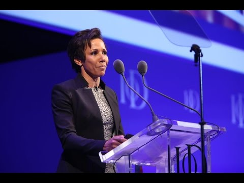 Dame Kelly Holmes at the Institute of Directors