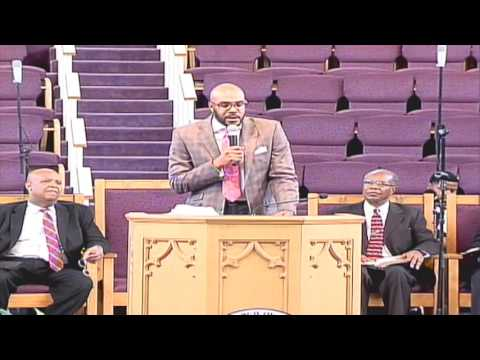 """The Father Wants You to Come Home"", Pastor B. Jermale Evans"