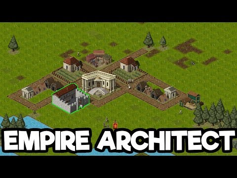 Empire Architect Gameplay Impressions - Building for Rome!