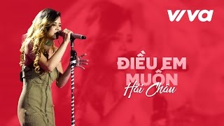dieu em muon - tia hai chau  audio official  sing my song 2016