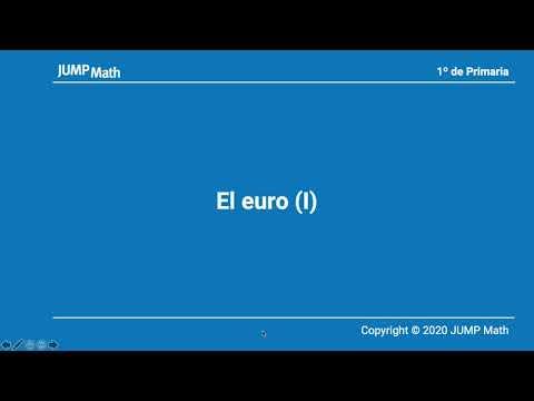 1. Unidad 9. El euro I