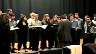 Gaudeamos Igitur/ El Arroyo Que Murmura/ Juana Azurduy - Coro