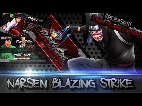 Download Game Naruto Senki Crazy Mod Apk