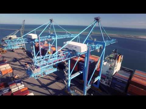 Safety and Productivity at Flinders Adelaide Container Terminal
