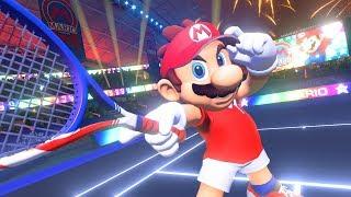 Hail Zeon vs GigaBoots: Mario Tennis Aces