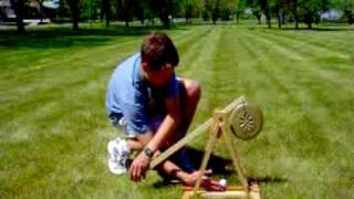 Small Trebuchet Physic Project