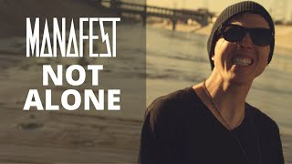Manafest - Not Alone Christian Rock Music