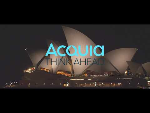 Acquia Engage Asia Pacific 2017 Recap