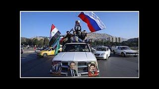 Brutální barbarská agrese. Sýrie raketový útok na svou zemi odsoudila