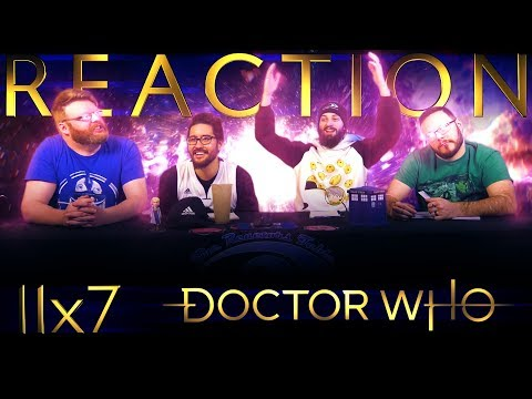 "Doctor Who 11x7 REACTION!! ""Kerblam!"""