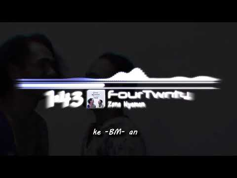 Fourtwnty - Zona Nyaman (Female Keys Karaoke)