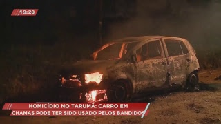 Cidade Alerta Paraná -  22/01/2019