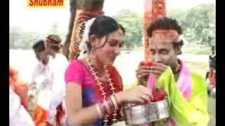 bhojpuri devi geet lale lale phulwa