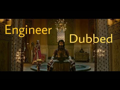 Padmavat Funny Dubbing about Engineering...