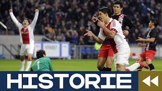 HISTORIE | Ajax klopt PSV in de Arena met grote cijfers