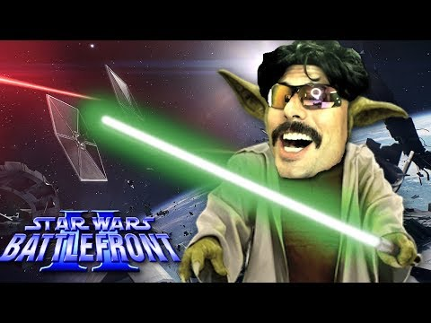 DrDisRespect's Best Game on Star Wars Battlefront 2!