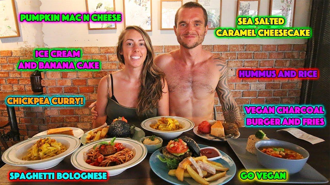 Broccoli Revolution One Meal A Day Vegan MUKBANG In Bangkok!