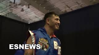 Gabe Rosado & Luis Arias Almost Brawl After Fight - EsNews Boxing