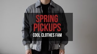 SPRING PICKUPS - COOL CLOTHES FAM