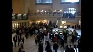 グランドセントラル駅 New York City Grand Central Station