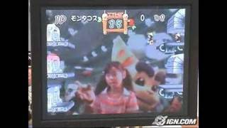 Ape Escape EyeToy PlayStation 2 Gameplay - World Hobby