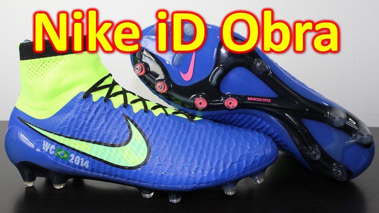 NikeiD Magista Obra Brazil - Review + On Feet - YouTube bcc1765ac