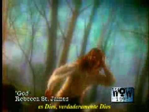 Rebecca Saint James - God (subtitulos español)
