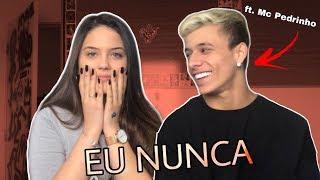 EU NUNCA ft. Mc Pedrinho thumbnail
