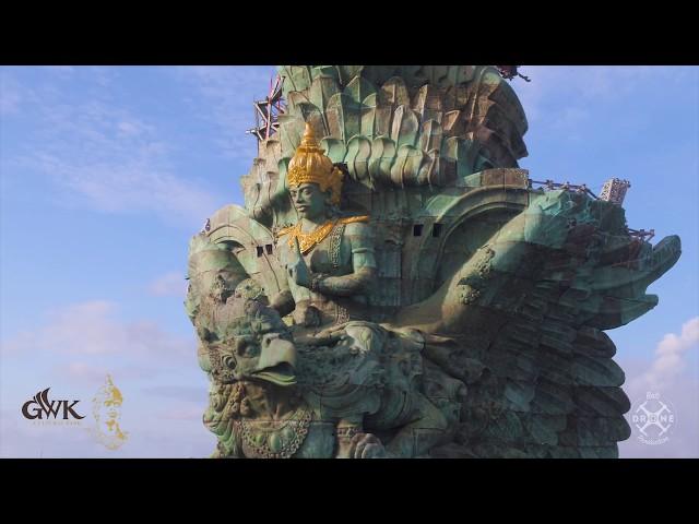 Garuda Wisnu Kencana - GWK - Bali 4K Drone - Inspire 2