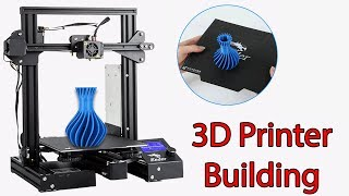 Building Cheap DIY 3D Printer | Creality 3D® Ender 3 Pro