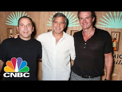 George Clooney Just Sold His Tequila Business For Up To $1 Billion | CNBC