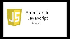 Step by Step Javascript Promises and async/await Tutorial