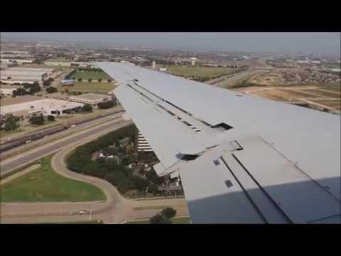American Eagle (Envoy) Embraer ERJ-145 [N651AE] Landing, Taxi, And Shutdown In DFW