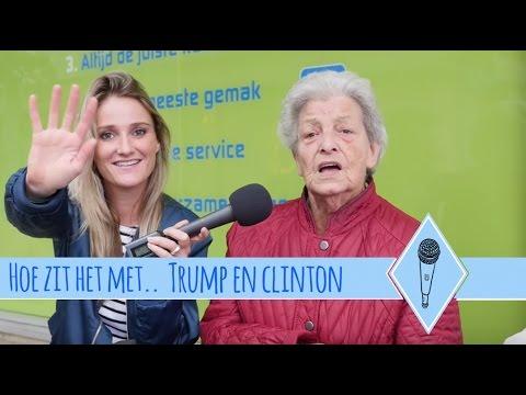 Hoe zit het met... Trump en Clinton | Renee