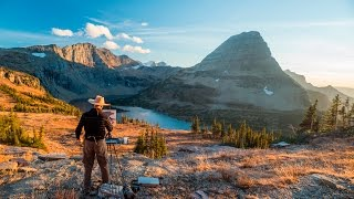Painting Glacier — Finding Inspiration In Montana—Full Episode