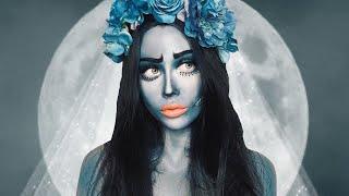 Je me Transforme en Personnage de Film Effrayant pour Halloween - Emily (Les Noces Funèbres)