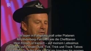 Willy Astor – Frankenlied – Für Nicht-Franken-Text