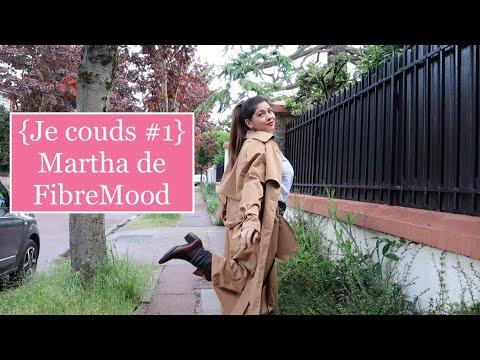 {Je couds #1} - Martha de Fibre Mood