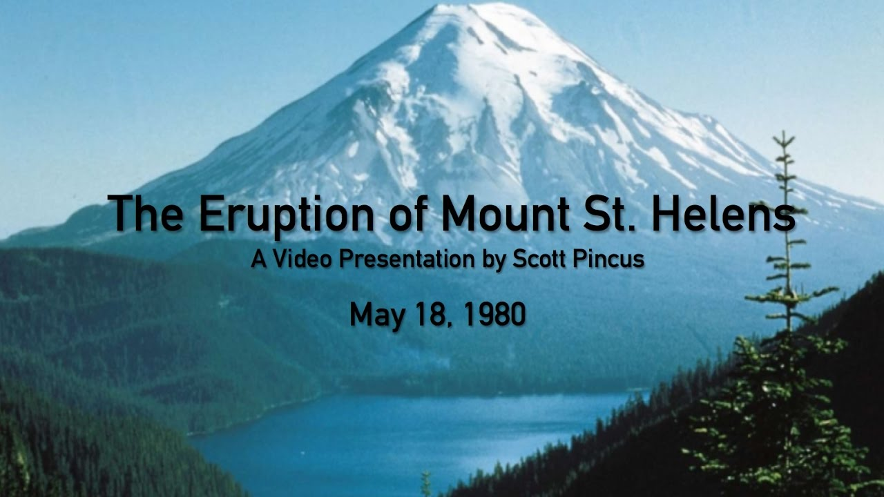 the creative writing the eruption of mount saint helens The volcano was relatively active in the early 19th century, and may have had a major explosive eruption in 1800, according to the mount st helens forest learning center  there were minor eruptions in 1898, 1903 and 1932, but for most of the 20th century, the mountain was seen as a peaceful, beautiful mountain and recreation area.