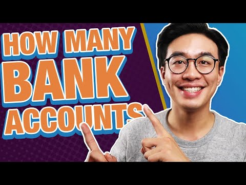 How Many Bank Accounts Should I Have? (EXPLAINED)