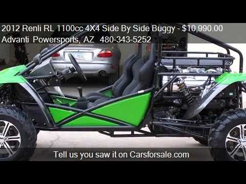 2012 renli rl 1100cc 4x4 side by side buggy 4x4 for sale i youtube. Black Bedroom Furniture Sets. Home Design Ideas
