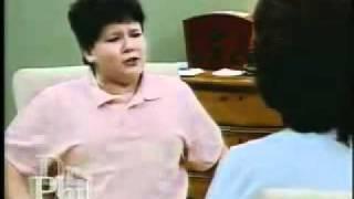 Boy slaps mom on Dr. Phil (5-20-2008)